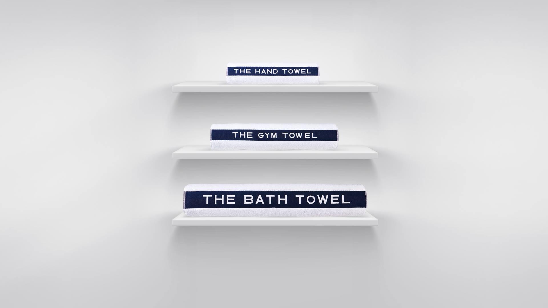 One Purpose. One Towel.